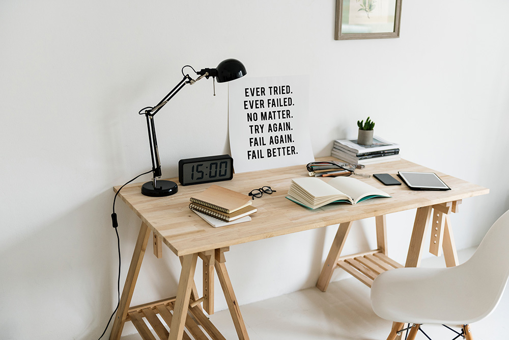 Make Your Work Space More Inspiring 7