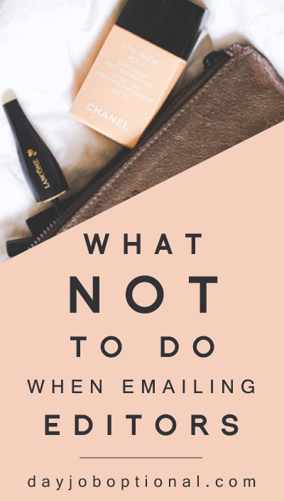 How to get published - freelance writing tips for emailing editors