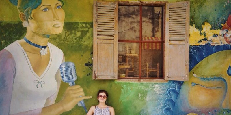 Wading With Ghosts in Cambodia - Digital Nomad Diary - 001