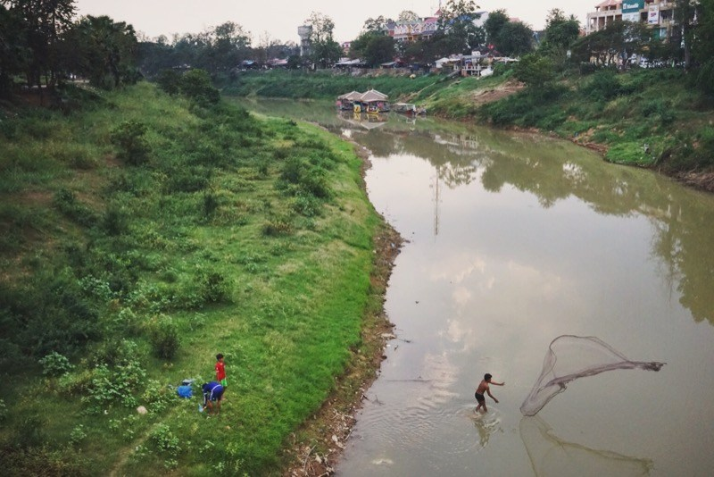 Wading With Ghosts in Cambodia - Digital Nomad Diary - 003